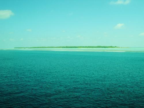 איים בתוליים, בסביבת המלדיביים, חופים מדהימים