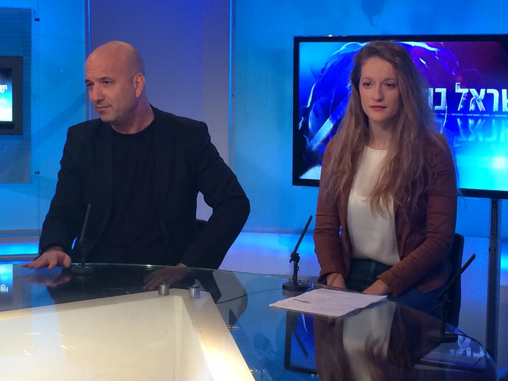 ישראל בוחרת - פוליטיקה במדיה הדיגיטלית