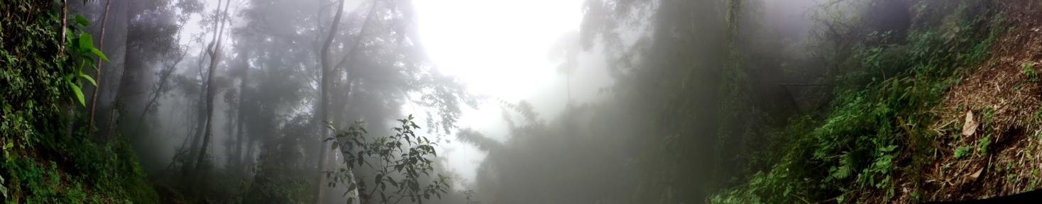 הרי Fuentes Georginas הקסומים מזוית נוספת מהממת