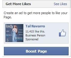פרסום ממומן פייסבוק