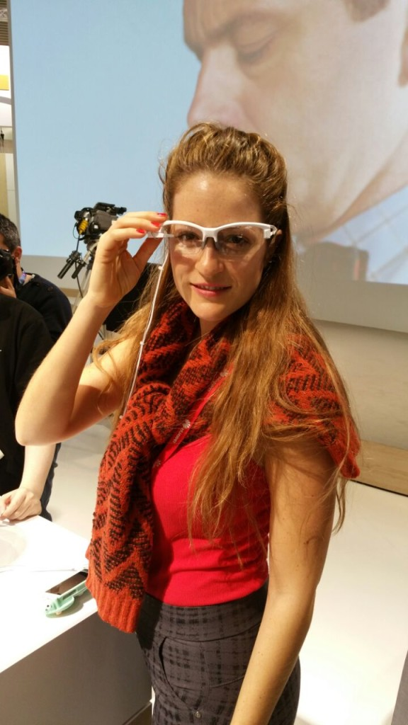 The EyeGlasses. מתאים?