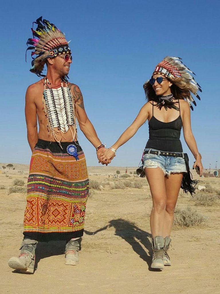 אהבה וחופש במידבר אחד קסום. מידברן 2016