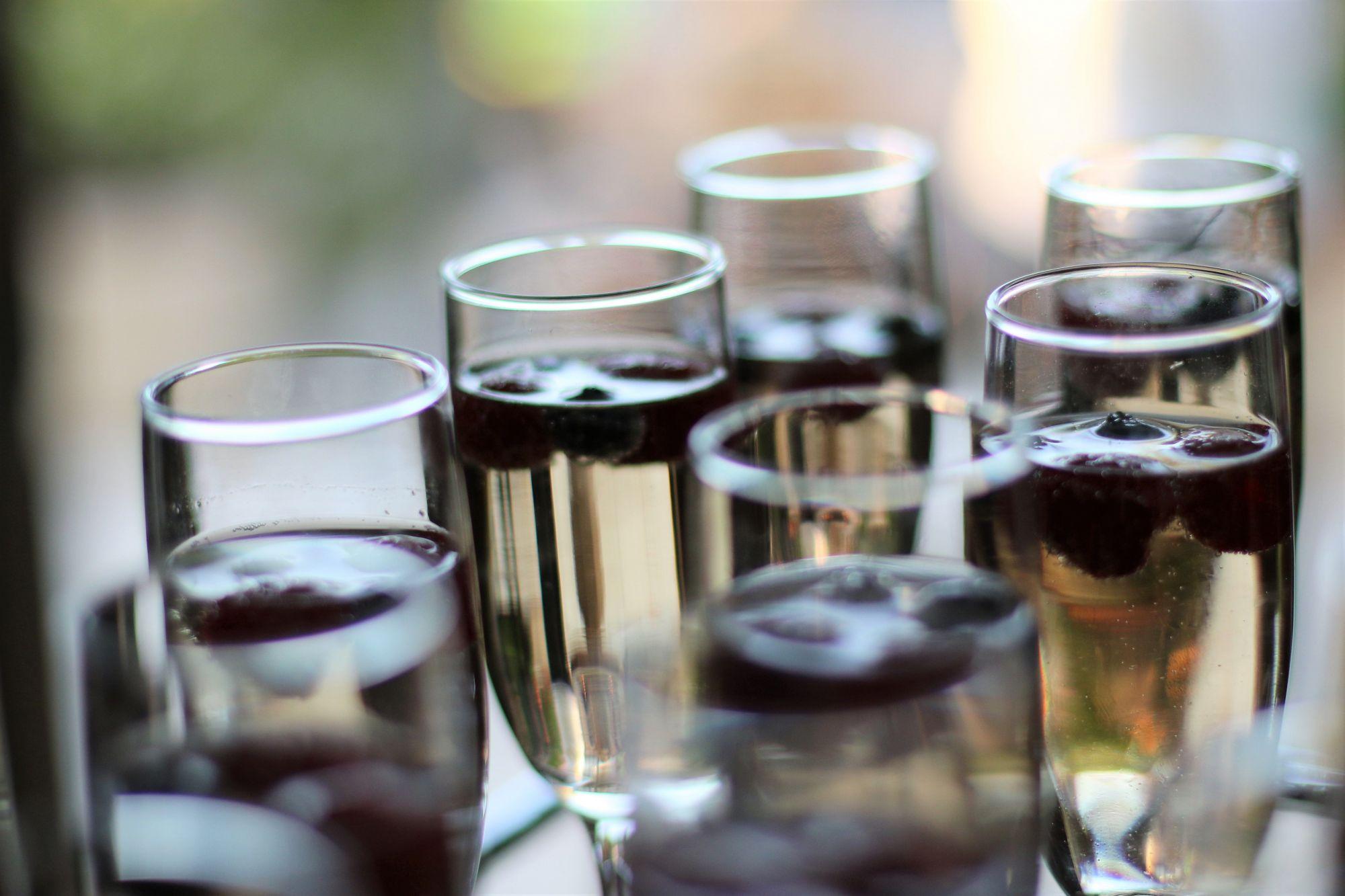אוכל משובח, שתיה ואוירה מהממת באירוע של ISWMP