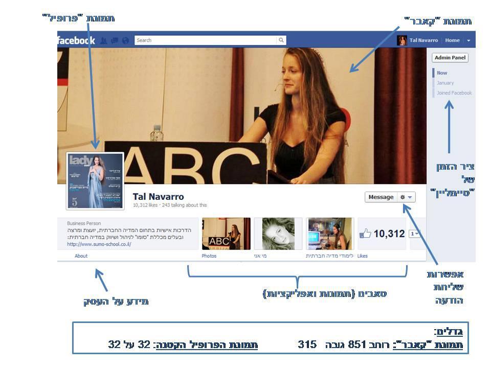 סושיאל מדיה, social media, טיימליין, הטיימליין של פייסבוק, facebook