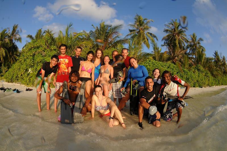 קבוצה מנצחת! ספארי מלדיביים, מאי 2012