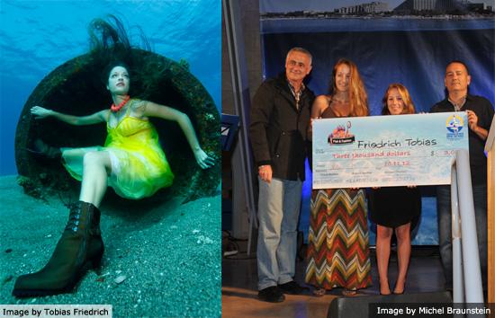 תחרות צילום מתחת למים טל נברו