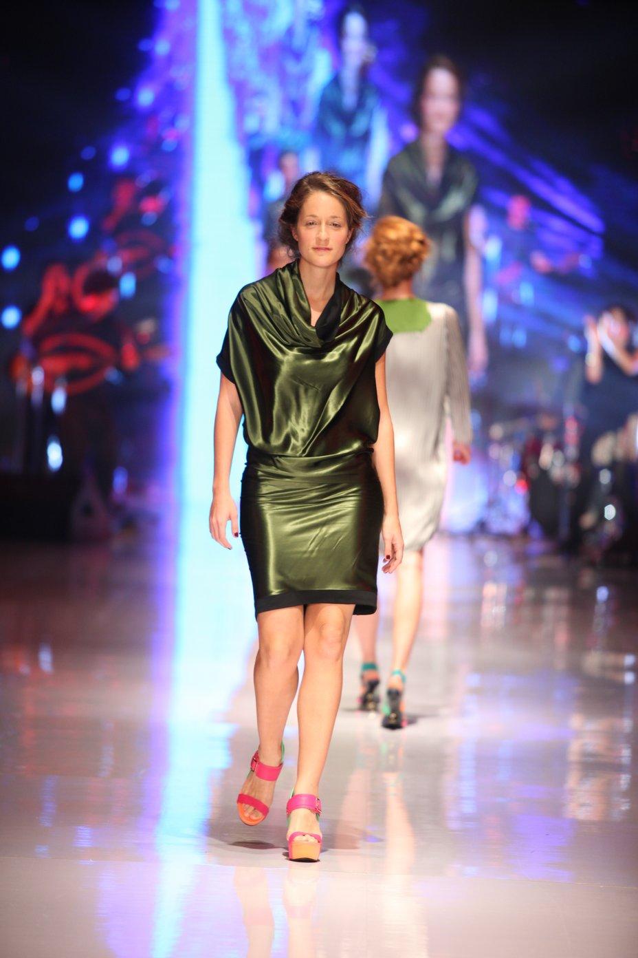 שבוע האופנה 2012