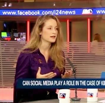 i24News,social media,tal navarro,Lucy Aharish,Tal Navarro interviews,טל נברו