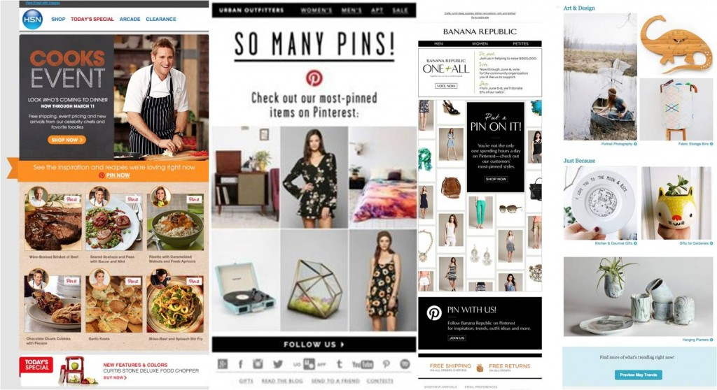 Pinterest Email Marketing