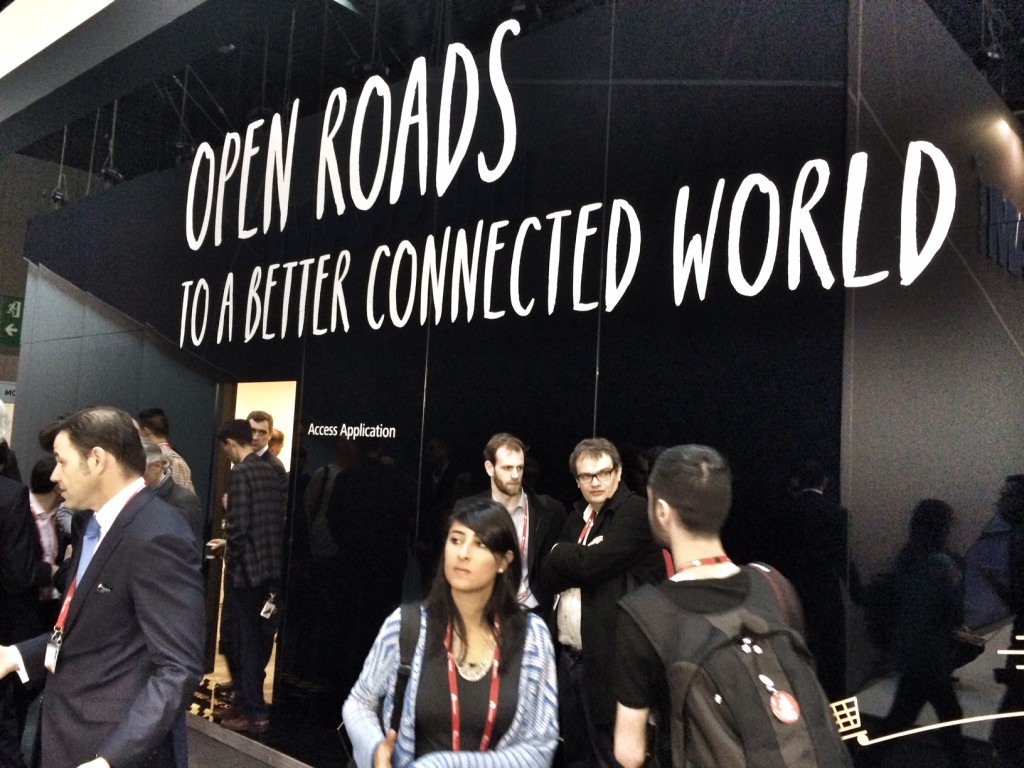Open Roads to a better connected world