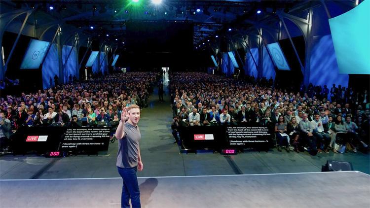 פייסבוק לייב-סטרים Facebook Live Stream