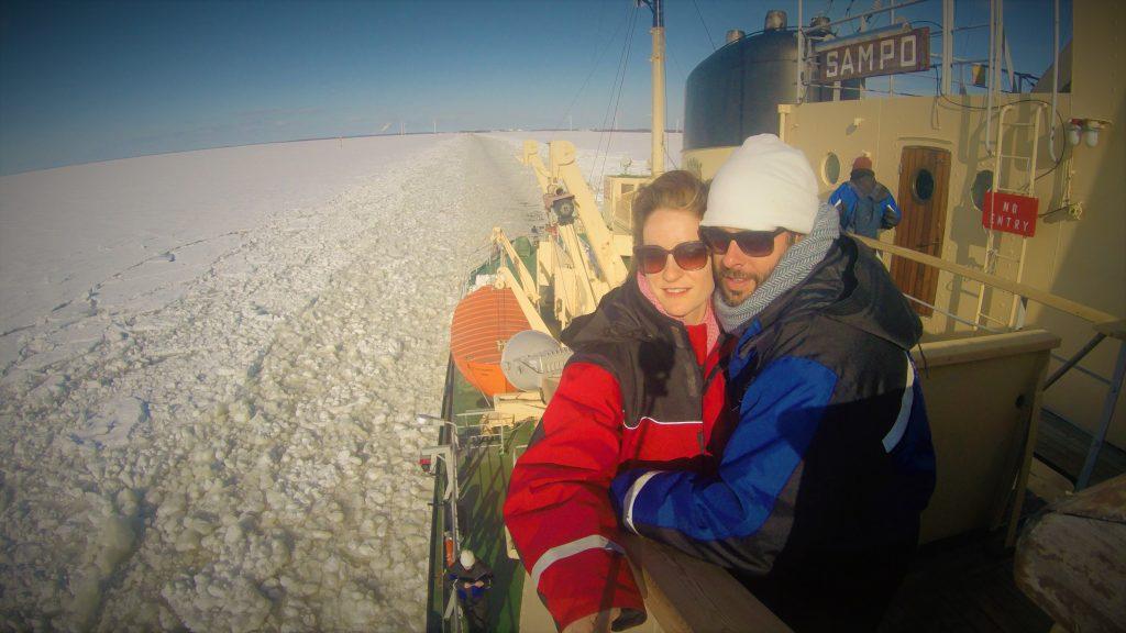 שוברת קרח לפלנד 2016
