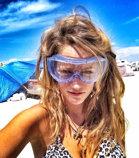 Dusty Freedom – ברנינגמן 2014 Burningman