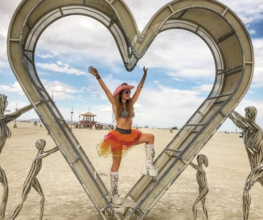 tal navaro at burningman
