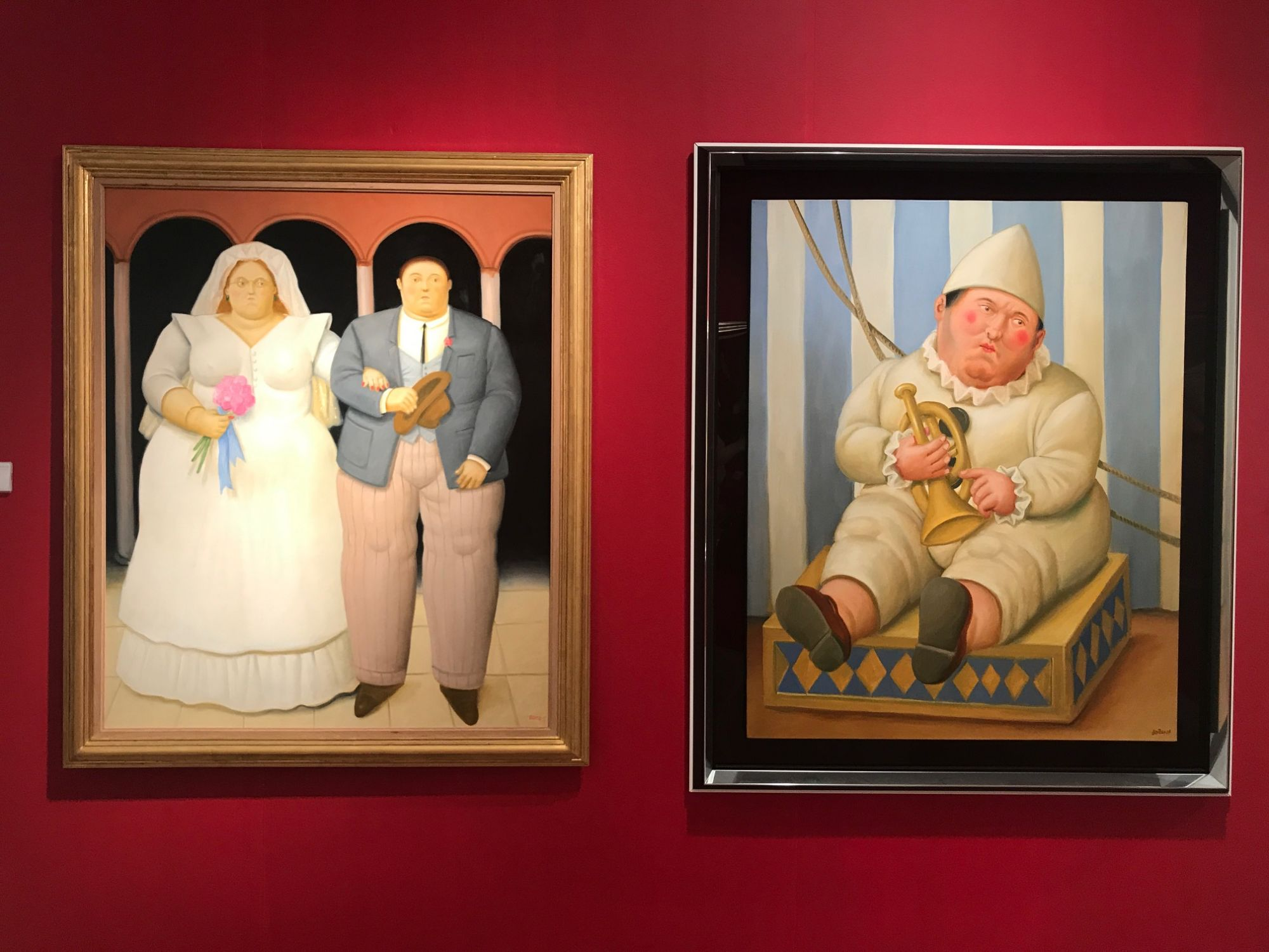 Botero at his best