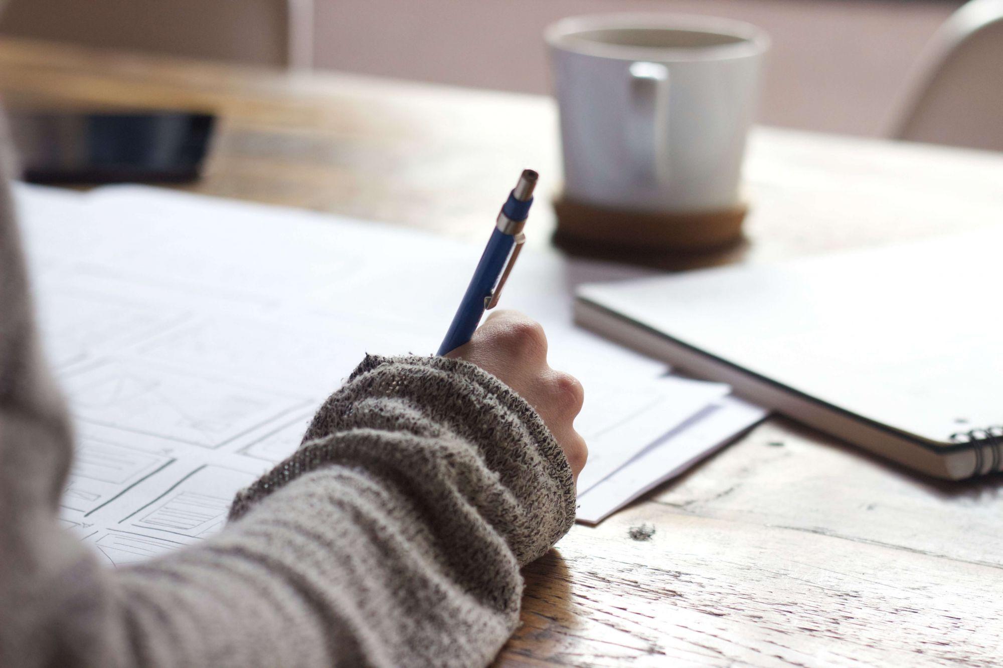 איך לכתוב תוכן לאתר