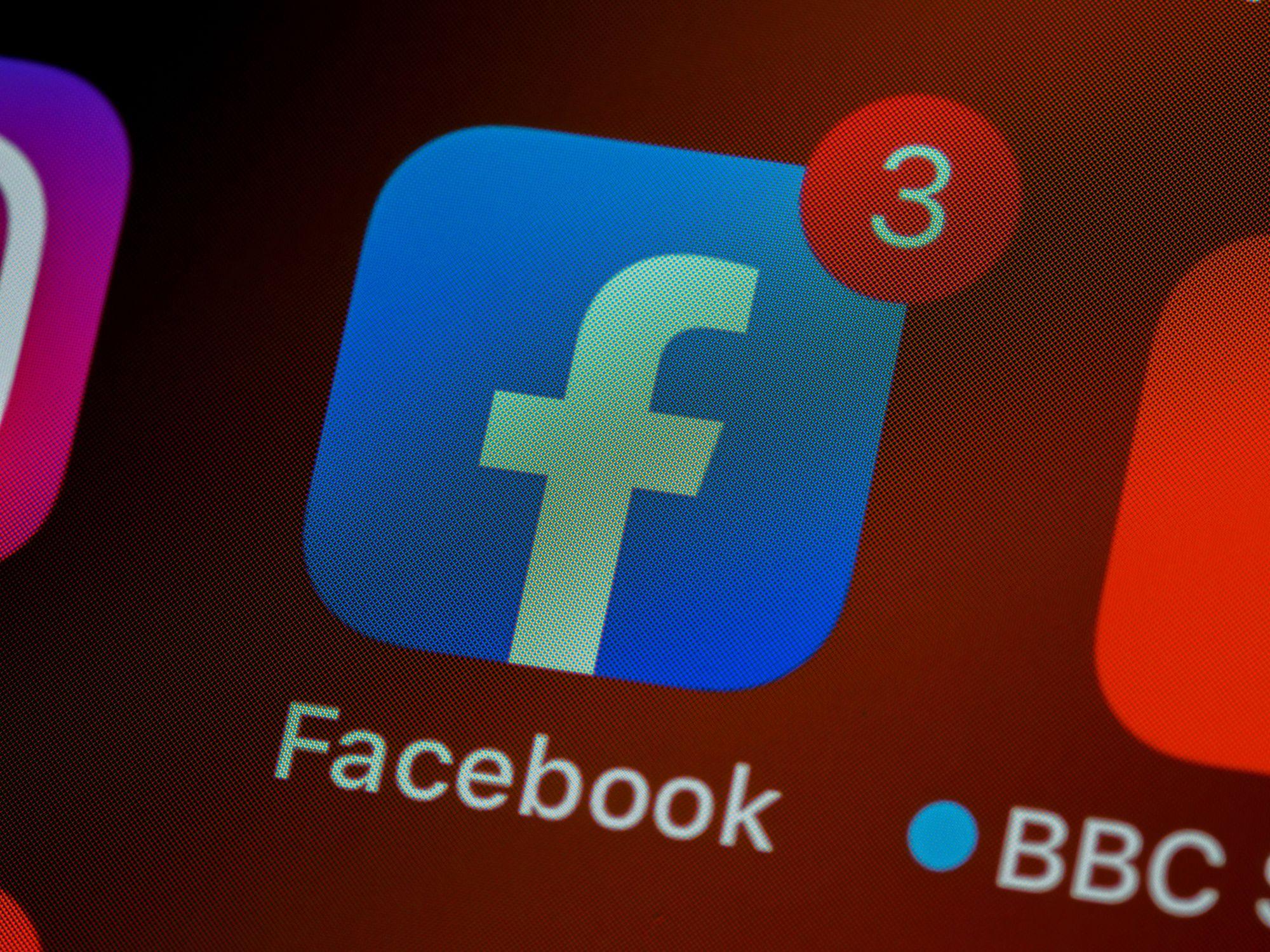 איך למחוק דף פייסבוק